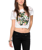 Empyre Fresh Floral Print T-Shirt
