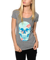 Empyre Garden Skull T-Shirt