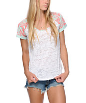 Empyre Garrett Hawaiian Sleeve T-Shirt