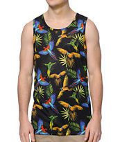 Empyre Gavin Bird Black Tank Top