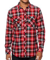 Empyre Get The Cool Plaid Flannel Shirt