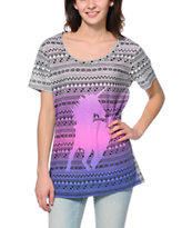 Empyre Girl Aryannah Tribal Unicorn Tee