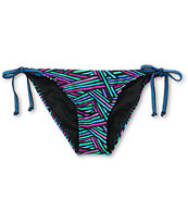 Empyre Girls Bondi Criss Cross Side Tie Bikini Bottom