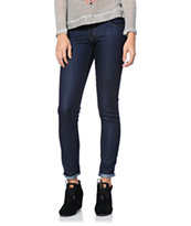 Empyre Girls Logan Dark Rinse Skinny Jeggings