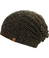 Empyre Girls Piper Black & Gold Lurex Beanie