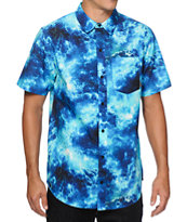 Empyre Glassy Galaxy Button Up Shirt