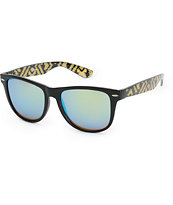 Empyre Gold Flakes Sunglasses
