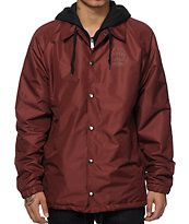 Empyre Grind Hooded Coach Jacket