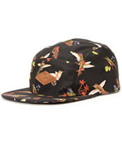 Empyre HMM Black 5 Panel Hat