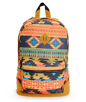 Empyre Harvest Temple Black Backpack