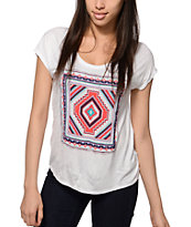 Empyre Hatfield Tribal Medallion Dolman T-Shirt