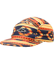 Empyre Headband Aztec Print 5 Panel Hat
