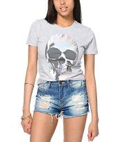 Empyre Hologram Skull T-Shirt