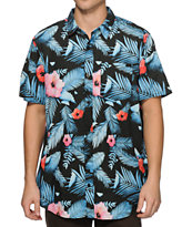Empyre Horray Tropical Button Up Shirt