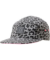 Empyre I See Spots Grey 5 Panel Hat
