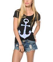 Empyre Ikat Anchor T-Shirt