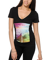 Empyre Infinite Beauty V-Neck T-Shirt