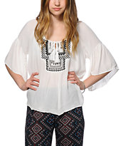 Empyre Iona Embroidered Tunic
