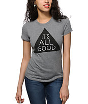 Empyre It's All Good Triangle T-Shirt
