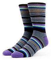 Empyre Javier Black Crew Socks