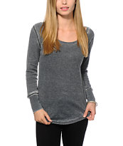 Empyre Jett Charcoal Thermal Shirt