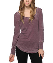 Empyre Jett Thermal Burnout Shirt
