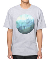 Empyre Jungle Mist Grey Tee Shirt