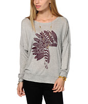 Empyre Kaden Headdress Dolman Top