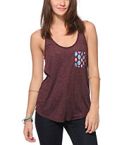 Empyre Kasem Tribal Pocket Tank Top