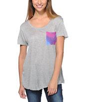 Empyre Kessler Galaxy Pocket Grey T-Shirt