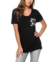 Empyre Kessler Ikat Pocket T-Shirt