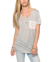 Empyre Kessler Tribal Pocket T-Shirt