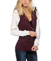 Empyre Lamont Blackberry Jacket