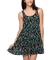 Empyre Lana Floral Babydoll Dress