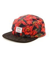 Empyre Lanai Floral 5 Panel Hat
