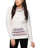 Empyre Larissa Colorful Tribal Hoodie