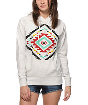 Empyre Larissa Placed Tribal Hoodie