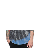Empyre Later Dude Tie Dye Short Sleeve Hoodie