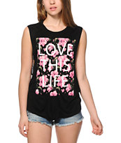 Empyre Lauryn Love This Life Muscle Tee