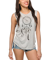 Empyre Lauryn Triple Dreamcatcher Muscle Tee