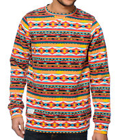 Empyre Leary Tribal Crew Neck Sweatshirt