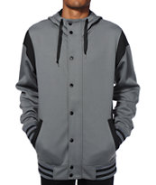 Empyre Let's Roll Varsity Tech Fleece Jacket