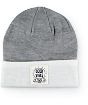 Empyre Lita Good Vibes Patch Beanie