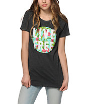 Empyre Live Free Floral T-Shirt