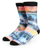 Empyre Livin Sublimated Crew Socks
