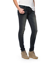 Empyre Logan Acid Cloud Wash Skinny Jeggings
