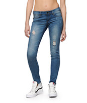 Empyre Logan Nouveau Medium Barcelona Wash Jeggings