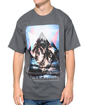 Empyre Lost Formation Charcoal Tee Shirt