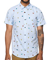 Empyre Luchadores Button Up Shirt