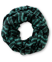 Empyre Lumiere Tribal Print Infinity Scarf